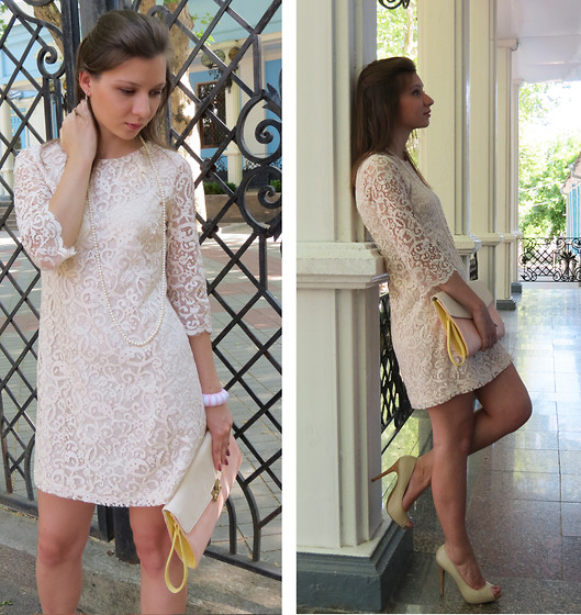 Svitlana L - H&M Dress, Accessorize Bag, Aldo Shoes - Follow your dreams...