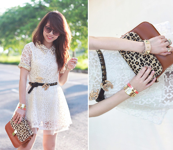 Linda Tran N - Lace Dress - Time, time is what I need