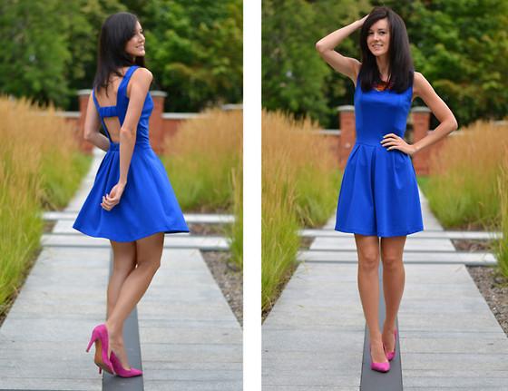 Daisyline . - Dress, Humanic Heels