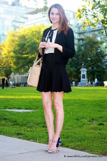 Tory Burch Beverly Pumps, Bcbg Skirt