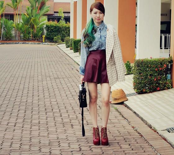 Ciara P Jcpenny Crochet Knit Sweater Yoyo Jeans Studded