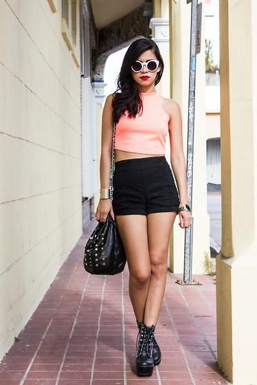 Daniela Ramirez - Furor Moda Sheer Skirt, Target Mens