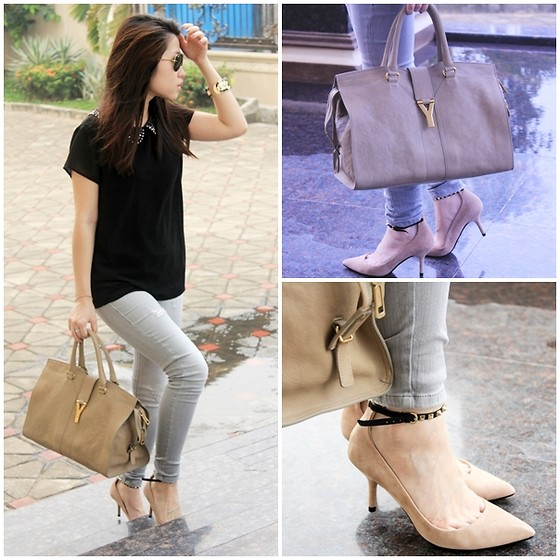 Veranica Mulyanto - Yves Saint Laurent Bag, Zara Shoes - One perfect afternoon