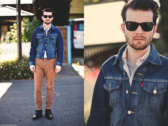 Ben Galbraith - Levi's® Jacket - The Space House