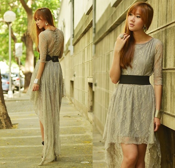 Camille Co - Stylista.Ph Lace Dress - Delicate Little Thing