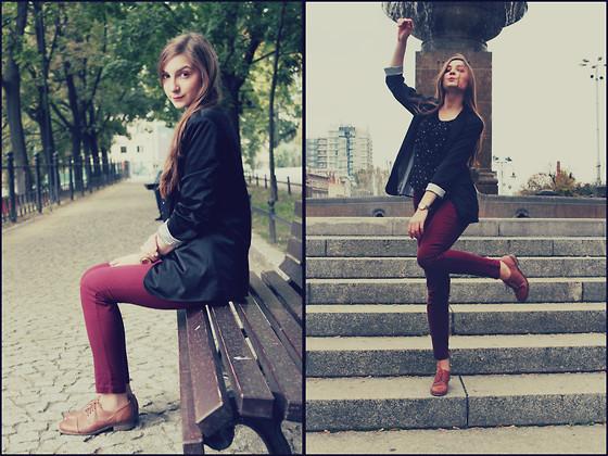 besugarandspice, blogger, shirt, adidas shoes, blazer
