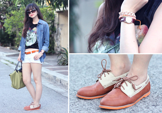 Bea Benedicto - Unicorn Muscle Tee, Shoes, Bracelets - Lazy Unicorn