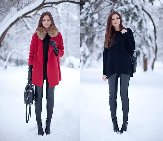 Besugarandspice FV - Zara Heels, Givenchy Bag - Leopard