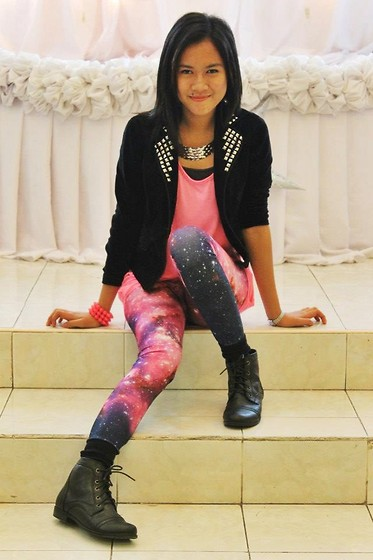 Bianca Bonilla -  - STUDS, NEON and GALAXY