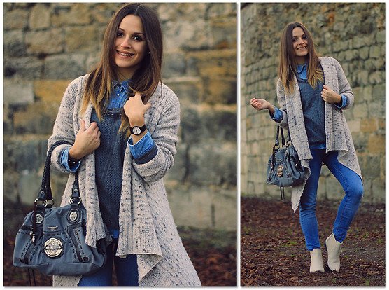 Alves Elodie - Guess? Bag, Asos Boots, Casio Watche - I wish you a Merry Christmas, and a Happy New Year.