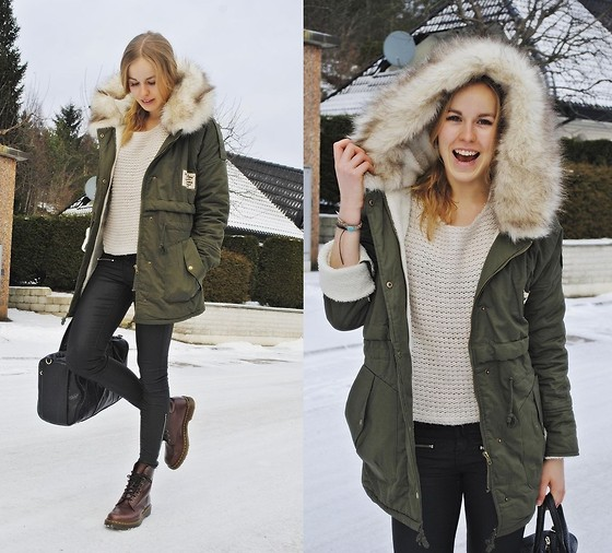 Frida Johnson - Chicy Jacket, Http://Sarenza.Se Boots, Bag - WE'LL BE COMING BACK