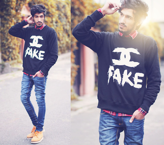 Mohcine Aoki - Choies Fake, Zara, Jack&Jones - I Need your love