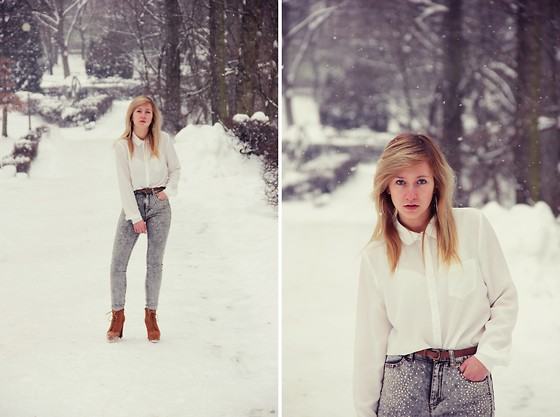 Kinga M -  - Retro pants