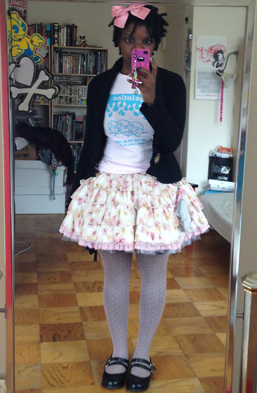 Ipukekawaii Imani K. Brown -  - It's a pretty casual day ...