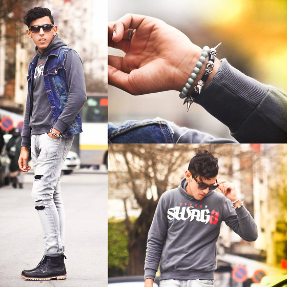 Ahmed Imoudrog -  - Street SwaGg