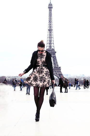 Virginia Varinelli Paris - Primark Dress - Paris fashion week look 2
