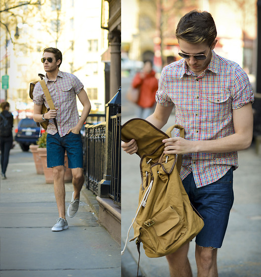 Adam Gallagher - Levi's® Levi's 501 #Diy - LEVIS #DIY