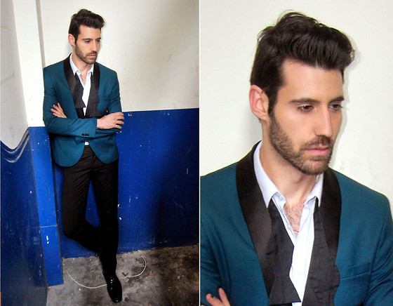Adrian Cano - Ted Baker Blazer, Ralph Lauren Trousers - Decadence