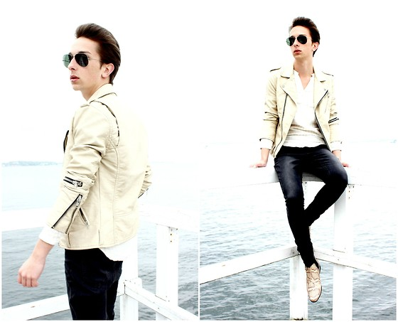 Olive. Wonder - H&M, Zara, Asos, Ray Ban Ray Ban - ON THE SEA