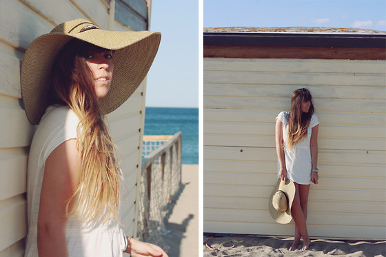 Marion H - Protest Dress, Protest Hat - BEACH CLUB