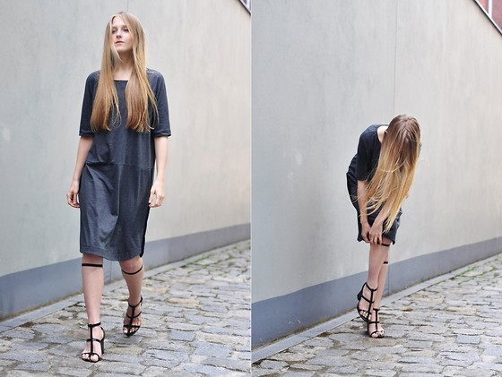 Dominica Justyna - Nenukko Dress, Choies Sandals - Nenukko dress | movesfashion.