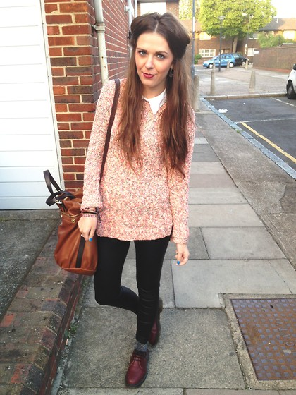 dr martens cherry red outfit