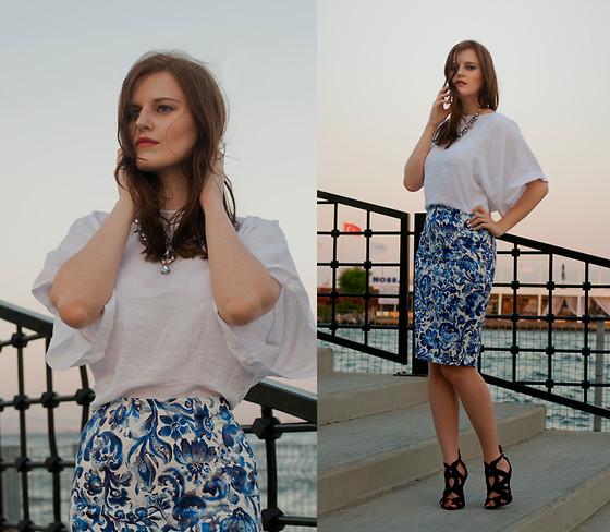 Viktoriya Sener - Wholesale7 Coat, Tb Dress Blouse, M2f