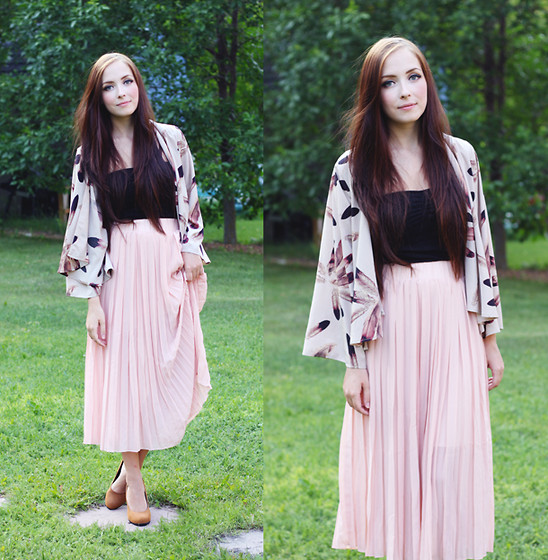 Breanne S. - Awwdore Pink Maxi - A Bit of Blush