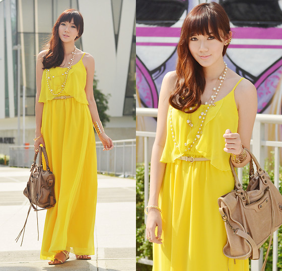 Camille Co - Stylista.Ph Dress - Walking On Sunshine