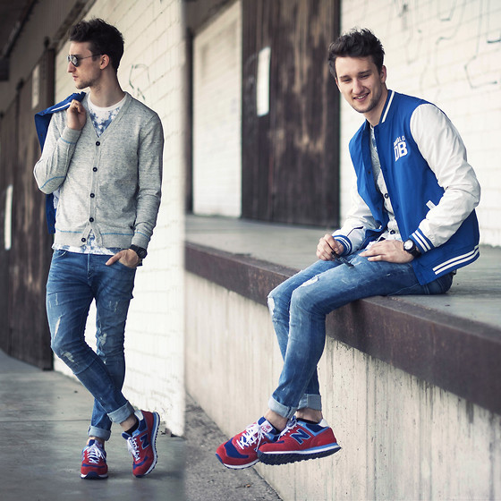 new balance men lookbook