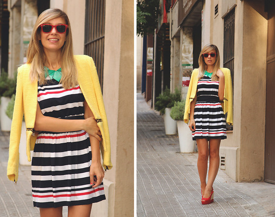 My Showroom Priscila -  - Stripes
