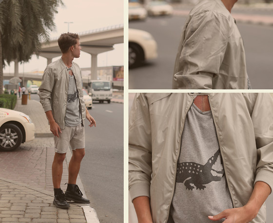 Andreas Wijk -  - Grey