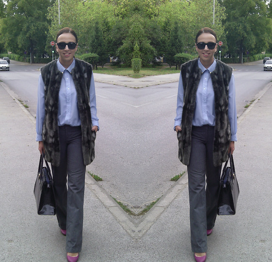 Dolores Gubo Brkovic - Esprit Pants, Aldo Bag - Style is knowing who you are