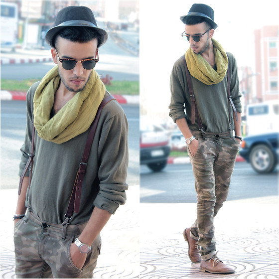 Faissal Yartaa - H&M Green, Zara Army - All is fair in love and war