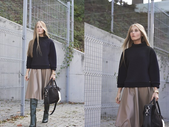 Dominica Justyna -  - One of my fav look | movesfashion.