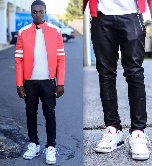 Malik Mbaye - Nike Air Jordan Iii