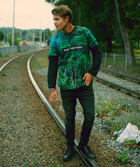 Andreas Wijk -  - Forest