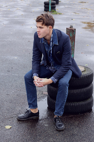 Andreas Wijk -  - Denim