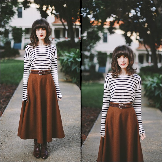 Kiana Mc - Oasap Skirt - Simple Winter