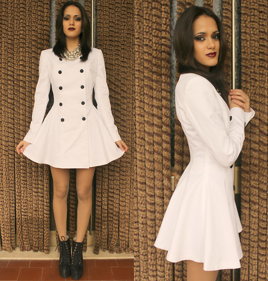 Karen Cepeda -  - Coat made by me!