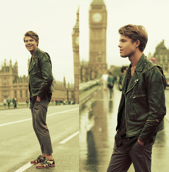 Andreas Wijk -  - London