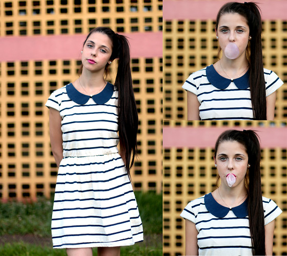 Oh, My Dress! ♡ - Oh, My Dress! Striped Dress - Summertime