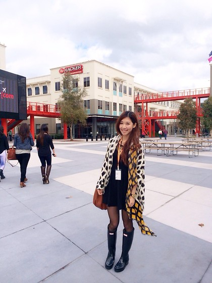 Katie Rose Van Buren H Amp M Black Jersey Dress Urban