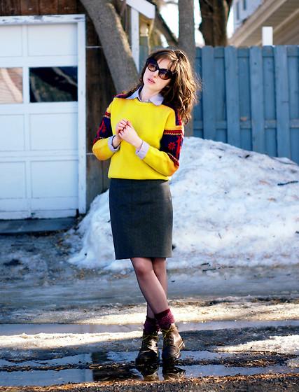 Chloe A - Halogen Office Wear, Vintage