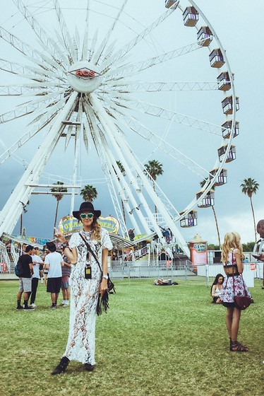 Martha Graeff - Farm Dress - COACHELLA
