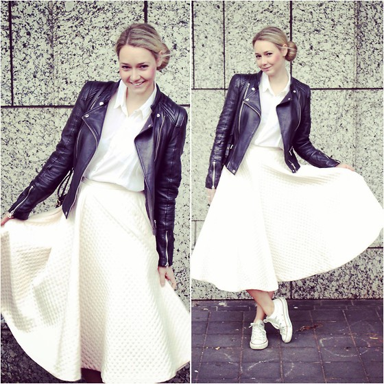 The Fancy Lifestyle -  - Same Same but different: Midiskirt