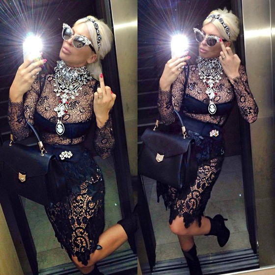 Jelena Karleusa -  - FUCK THE HATERS AND BE A FABULOUS DIVA!