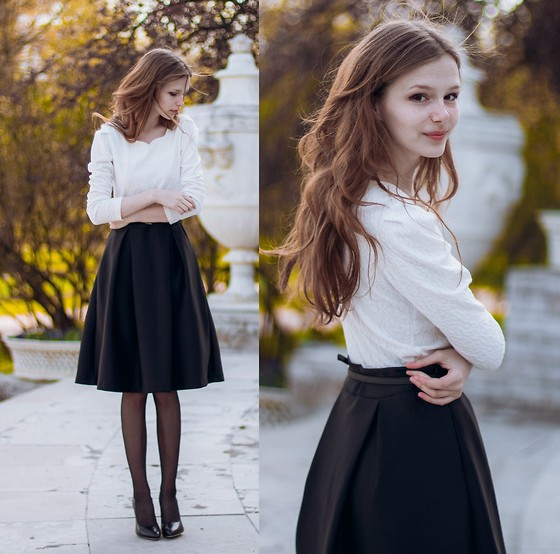 Mary Volkova - Chic Wish Skirt, Http://Www.Tbdress.Com/ Shirt - Magic