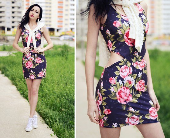 Kary Read♥ - Mr.Gugu&Missgo Dress - Flowers)