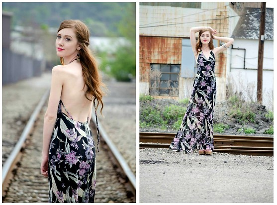 Maddie T - Lush Enchanting Orchid Dress - Enchanting Orchid